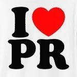 I heart PR