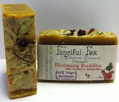 Blooming Buddha Soap