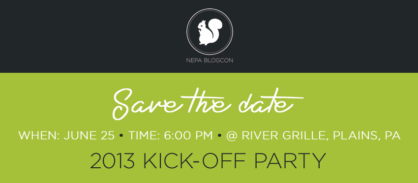 NEPA BlogCon Kick Off Party