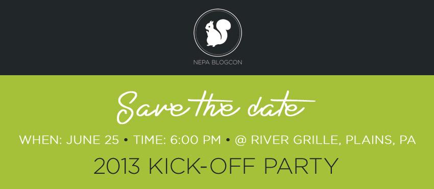 NEPA BlogCon Kick Off Party