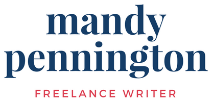 Mandy Pennington | Freelance Writer